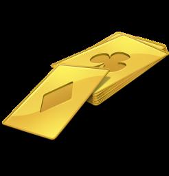 550 ورقة ذهبية
