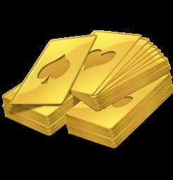 4,500 ورقة ذهبية
