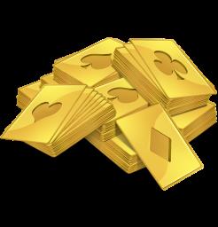 12,000 ورقة ذهبية