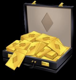 100,000 ورقة ذهبية