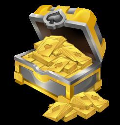250,000 ورقة ذهبية